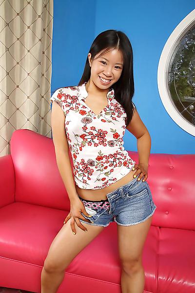 Tiny and sexy asian slut..