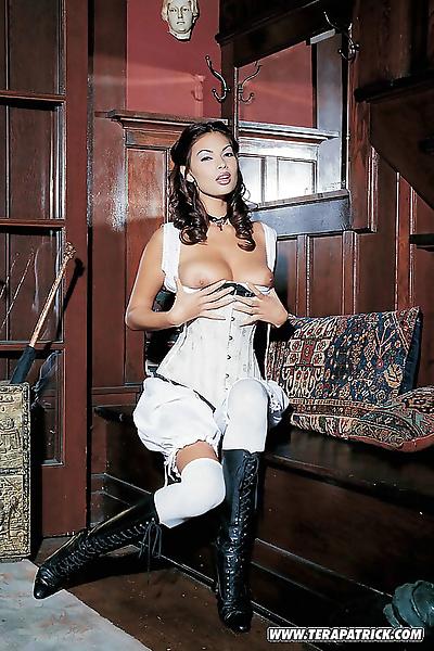 Hot Asian model Tera Patrick..