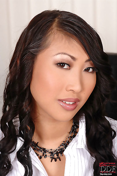 Asian solo girl Sharon Lee..