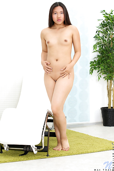 Young Asian girl Mai Thai..
