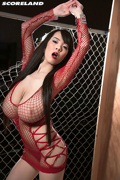 Sultry Asian chick Hitomi..