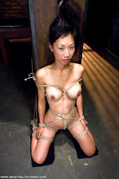 Mature Asian woman Tia Ling..