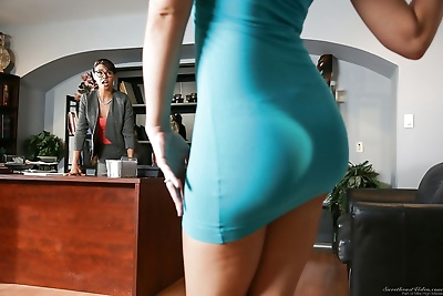 Asian boss lady Dana Vespoli..
