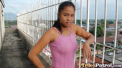 Sweet young Asian teen..