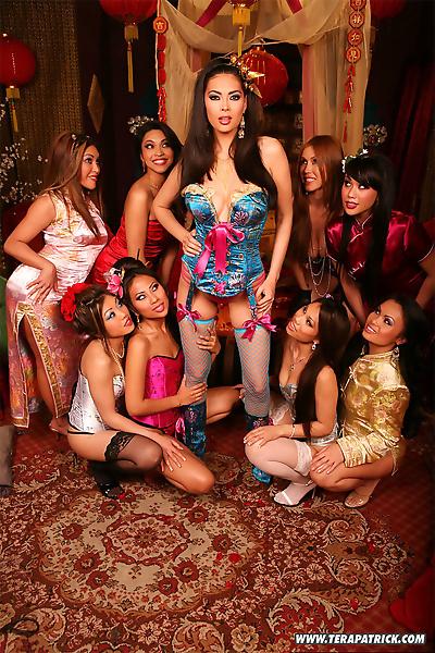 Hot Asian MILF pornstar..