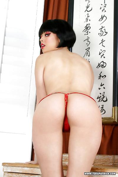 Sexy Asian Tera Patrick in..