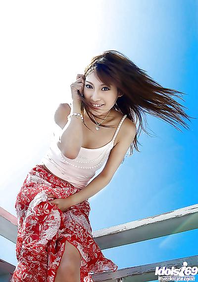 Amazingly beautiful Kirara..