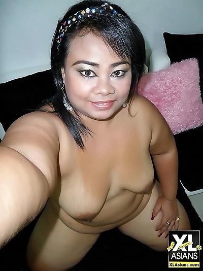 Chubby asian girlfriends on..